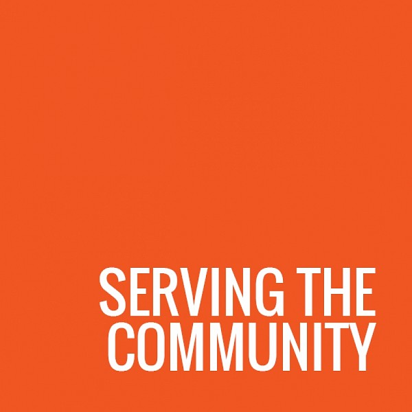 Serving the Community